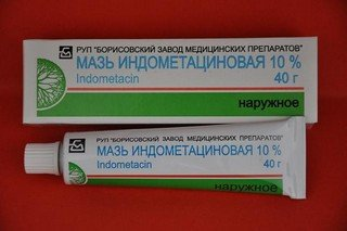 Osteochondrose als Heilmittel Salbe